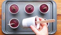 Diese supereinfachen Smoothie-Eis-Pops sind perfekt, wenn du den Sommer spüren willst