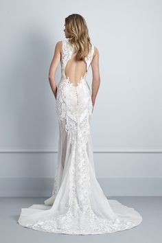 Glamorous Pallas Couture Wedding Dresses