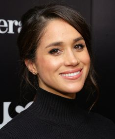 tk | From green eyeshadow to gorgeous waves, you need to see Meghan Markle's princess-worthy beauty transformation. Click here to see some of the actress's best hair and makeup moments, along with a snapshot of her first public appearance with Prince Harry.