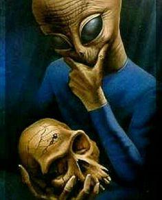 Shakespeare alien