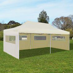 3x6m-Faltpavillon-Pavillon-Klappzelt-Gartenzelt-Festzelt-Partyzelt-Faltzelt