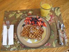 Judy's Easy Udi's Waffles | Udi's® Gluten Free Bread