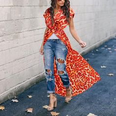 Casual Sexy V Neck Bohemian Red Leopard Print Maxi Dress maxi dress summer,maxi dress outfit,maxi dress casual, Red Leopard, Boho Dress, Plaid Dress, Dress Casual, Dress Brands, Summer Dresses, Maxi Dresses, Summer Maxi, Outfit Summer