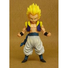 X-Plus Gigantic Series Dragon Ball Z Gotenks Super Saiyan 1/4 Scale PVC Statue X-Plus Gigantic Series Dragon Ball Z Gotenks Super Saiyan 1/4 Scale PVC Statue ...