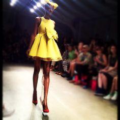 Faces of New York Fashion Week New York Fashion, Ss, Runway, Ballet Skirt, Faces, Skirts, Cat Walk, Walkway, Skirt