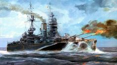 1942 HMS Rodney - Grzegorz Nawrocki