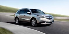 2014 Acura MDX with Advance and Entertainment Packages in Silver Moon | Mungenast St. Louis Acura