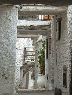 Pampaneira en la Alpujarra Granadina