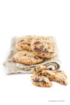 Chocolate chip cookies (ma non proprio)