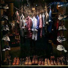 """ERAL 55, Milan, Italy, """"Bespoke Vintage Clothing """", pinned by Ton van der Veer"""