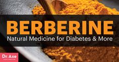 Berberine is a natural alkaloid found in a wide variety of traditional herbs, and it can help naturally treat conditions, including diabetes, digestive problems and even cancer.