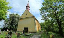 Kostel Povýšení sv. Kříže v Dobříši