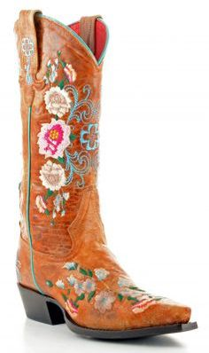 Anderson Bean Honey Bunch Boots