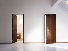 SHODŌ BATTENTE Counter frame for flush-fitting doors by Eclisse