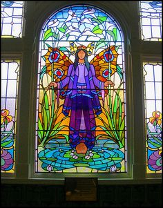 Manchester Leaded Glass, Stained Glass Art, Stained Glass Windows, Mosaic Glass, Art Nouveau, Art Deco, Victoria Baths Manchester, Victorian Bath, Bath Uk