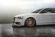 $1,305.00- ENLAES AUDI B8/B8.5 S4/A4 SIDE SKIRTS - CARBON FIBER