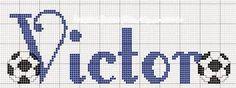 Resultado de imagem para grafico ponto cruz vitor toalha
