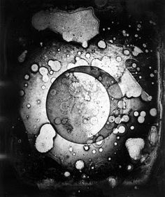 Early Daguerreotype of the Moon by John William Draper 1839