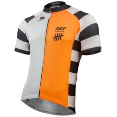 Jailbreak Cycling Jersey by Katherine Hall Men's | Artist-Inspired Cycling Apparel | Pactimo