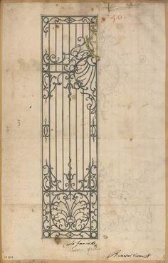 [Proposition pour une grille] | Centre de documentation des musées - Les Arts Décoratifs