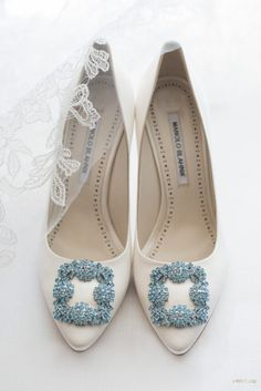 Blue Wedding, Wedding Shoes, Wedding Day, Bridal Heels, Manolo Blahnik Shoes, Luxury Wedding, Elegant Wedding, Something Blue, Fashion Boutique