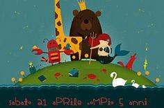 inviti per festa di compleanno bambini #invito #compleanno #festa #biglietto #grafica #bambini