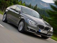 BMW 535i Gran Turismo Luxury Line (2013).
