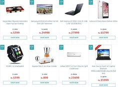 Shopclues High Voltage Sale 2016 going on - Upto 60% Off   Assured Freebies - Couponscenter