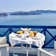 Good Morning from Astarte Suites Hotel #Santorini #Greece #Astartesuites  (at Astarte Suites, Santorini, Greece)