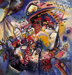 Wassily Kandinsky (1866-1944, Russia)