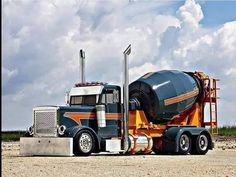 Show Trucks, Big Rig Trucks, Dump Trucks, Heavy Duty Trucks, Heavy Truck, Custom Big Rigs, Custom Trucks, Bagged Trucks, Mixer Truck