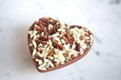 Brigadeiros Fabiana D'Angelo_Dia das Mães_Coração de chocolate com briga
