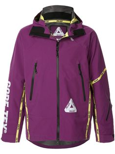 Palace Gore-tex Jacket In Purple Types Of Jackets, Jackets For Women, Gore Tex Jacket, Satin Jackets, Future Fashion, Casual Chic, Size Clothing, Adidas Jacket, Palace