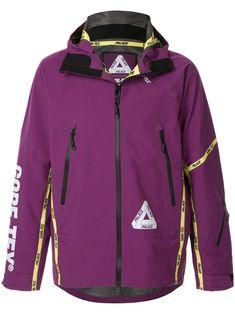 Palace Gore-tex Jacket In Purple Gore Tex Jacket, Satin Jackets, Future Fashion, Size Clothing, Adidas Jacket, Motorcycle Jacket, Palace, Street Wear, Jackets For Women
