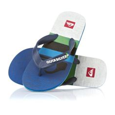 abc0aabcd87 Sandals Kids Quiksilver Little Molokai Slater Sandals Boys  Amazon.co.uk   Shoes   Bags
