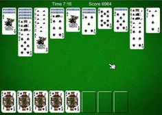 Spider Solitaire - Hry.cz