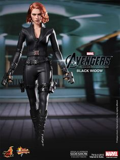 Sideshow Collectibles - Black Widow Sixth Scale Figure