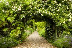 Wasing Secret Walled Garden - Marquee Wedding Berkshire