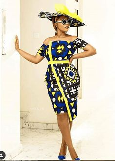 Gorgeous Looking Ankara Styles & Dresses for Divas
