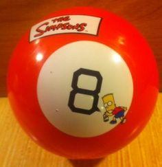 The Simpsons 8 Ball Fortune Teller My Childhood Friend, Fortune Teller, The Simpsons, Cartoons, Museum, Eat, Shorts, Cartoon, Cartoon Movies