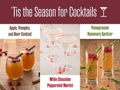 Check out this American Lifestyle Magazine blog post! A Triple Shot of Holiday Cocktail Recipes