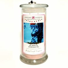 Jewelry Candles http://www.jewelrycandles.org/#_a_ChristineP