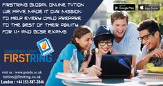 Firstring global online tution  we have made it our mission to help every child prepare to the best of their ability for 11+ and GCSE exams  Visit us : http://www.gotedu.co.uk/ Student Reg : http://www.gotedu.co.uk/StudentRegistration.aspx?From=Basic 28-04-2016 (118)