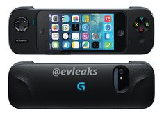 This one goes out to all those iPhone hardcore gamers, if you love playing games on your Apple smartphone it is always … iPhone iOS 7 certified Logitech Xbox-like gamepad Iphone Leak, Iphone Ios 7, Apple Iphone, Iphone Cases, Logitech, Gaming Accessories, Iphone Accessories, Smartwatch, Joystick