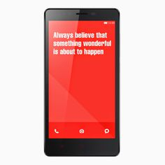 Xiaomi Redmi 1S & Xiaomi Redmi Note Spesifikasi dan harga terbaru