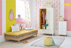 Mädchenzimmer - Möbel und Deko-Ideen   Maisons du Monde
