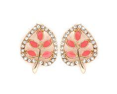 Juniper Earrings in Blush