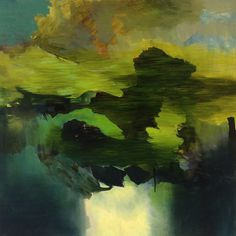 Dreamland, oil on canvas, 110 x110 cm, Bjørnar Aaslund, 2015