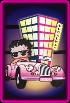 Betty Boop :: Betty Boop image by kpilkerton - Photobucket