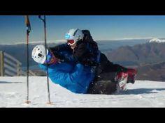 wanaka lake tourism winter - YouTube